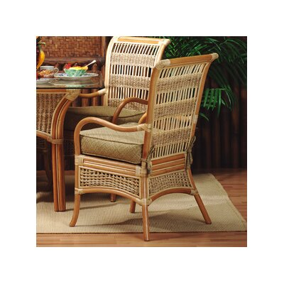 Spice Islands Wicker Dining Chair
