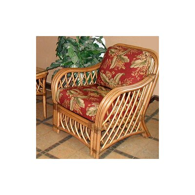 Spice Islands Wicker Montego Bay Arm Chair