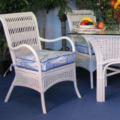 Spice Islands Wicker Regatta Dining Chair (Set o..