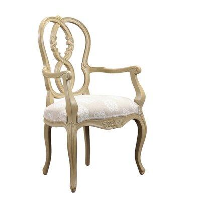 French Heritage Parc Saint-Germain Arm Chair