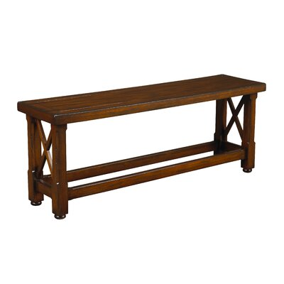 French Heritage Chasseur Wood Kitchen Bench