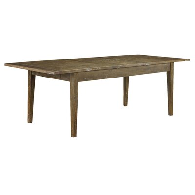 French Heritage Pyrenees Extendable Dining Table
