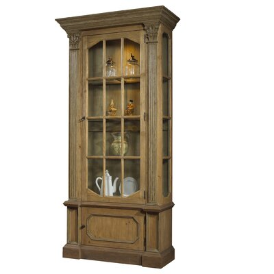 French Heritage Pyrenees China Cabinet