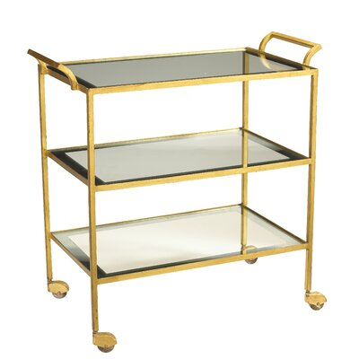 French Heritage French Accents Serving Cart