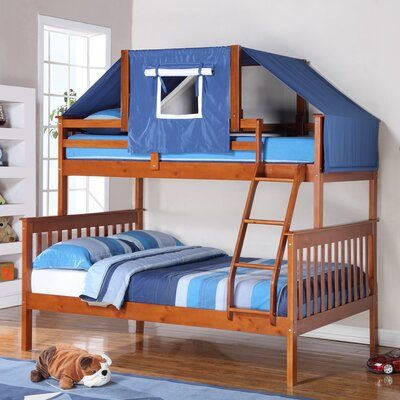 Donco Kids Donco Kids Twin over Full Futon Bunk Bed