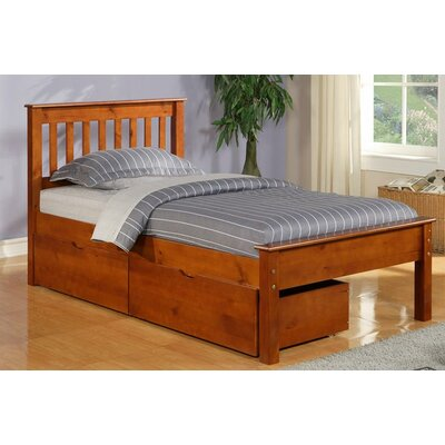 Donco Kids Donco Kids Twin Slat Bed with ..