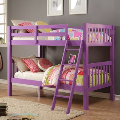 Donco Kids Grapevine Twin Bunk Bed