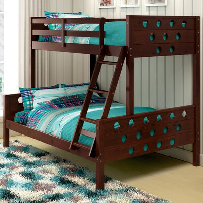 Donco Kids Twin over Full Bunk Bed