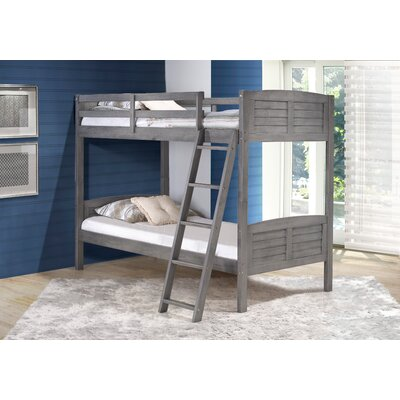 Donco Kids Tree House Twin Bunk Bed