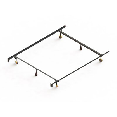 Donco Kids Rug Roller Metal Bed Frame