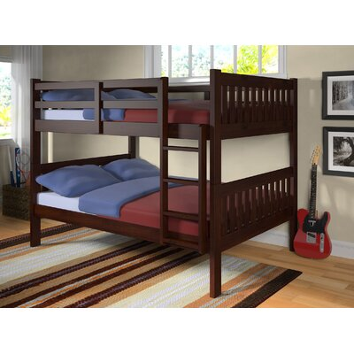 Donco Kids Full over Full Bunk Bed