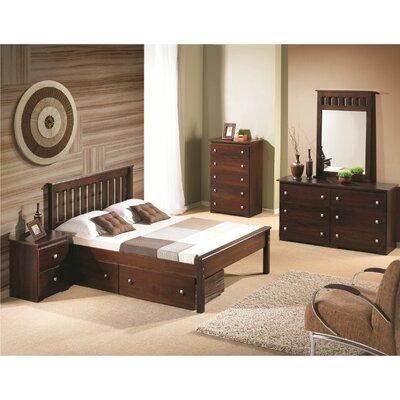 Donco Kids Contempo Panel Customizable Bedroom Set
