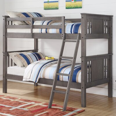 Donco Kids Princeton Twin Bunk Bed