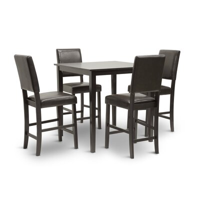 Wholesale Interiors Love 5 Piece Dining Set