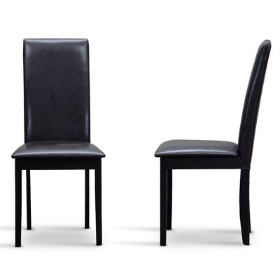 Wholesale Interiors Baxton Studio Fallabella Parsons Chair (Set of 2)