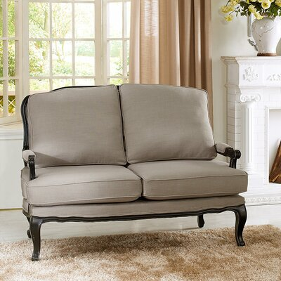 Wholesale Interiors Baxton Studio Antoinette Classic French Loveseat