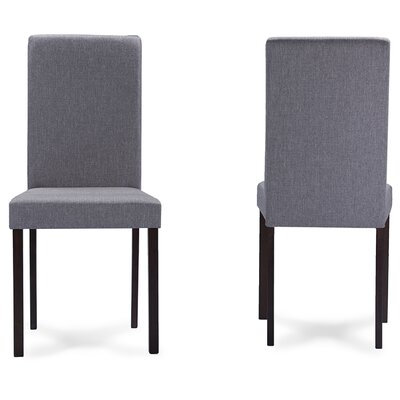 Wholesale Interiors Baxton Studio Side Chair (Set of 4)