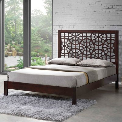 Wholesale Interiors Baxton Studio Platform Bed