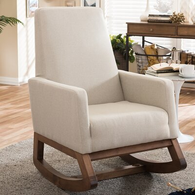 Wholesale Interiors Baxton Studio Rocking Chair