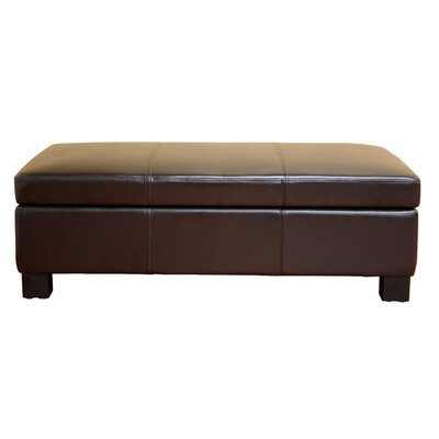 Wholesale Interiors Baxton Studio Storage Ottoman