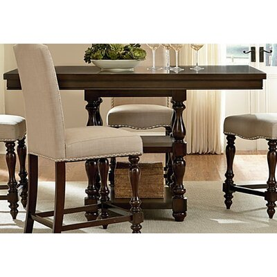 Wholesale Interiors Baxton Studio Zachary Extendable Dining Table