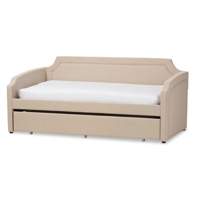 Wholesale Interiors Baxton Studio Daybed with Tr..