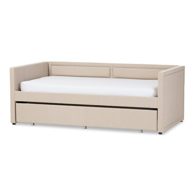 Wholesale Interiors Baxton Studio Daybed with T..