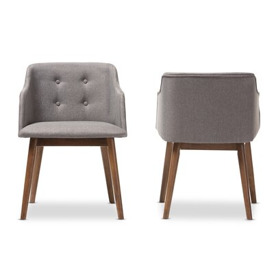 Wholesale Interiors Baxton Studio Gino Side Chair (Set of 2)