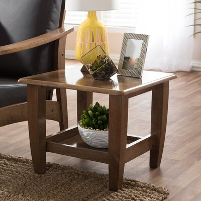 Wholesale Interiors Baxton Studio End Table Image