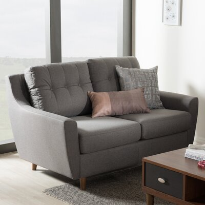 Wholesale Interiors Alcee Loveseat