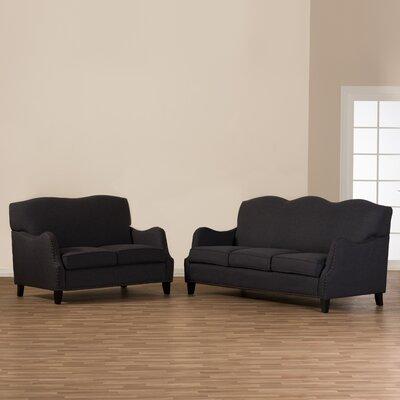 Wholesale Interiors Baxton Studio Penzance Sofa ..