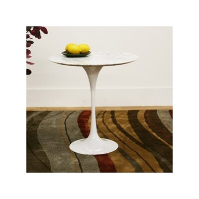 Wholesale Interiors Baxton Studio Immer End Table in White