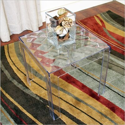 Wholesale Interiors Baxton Studio Parq End Table Image