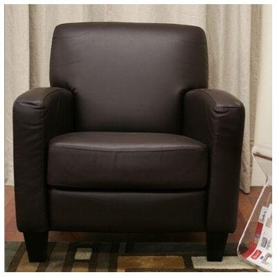Wholesale Interiors Baxton Studio Leather Chair