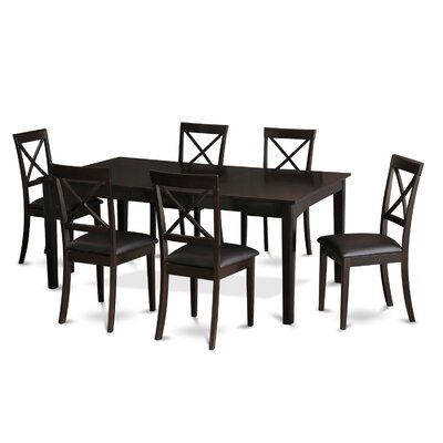 East West Furniture Henley 7 Piece Dining..