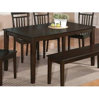 Charlton Home 6 Piece Dining Set
