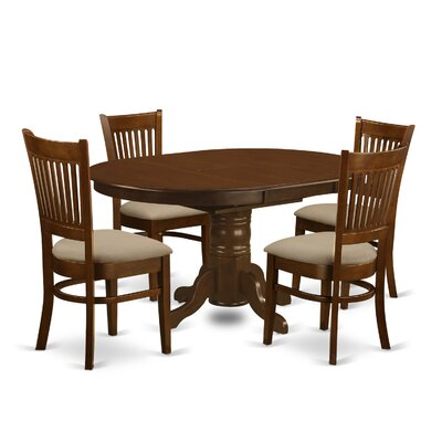 East West Furniture Kenley 5 Piece Dining..