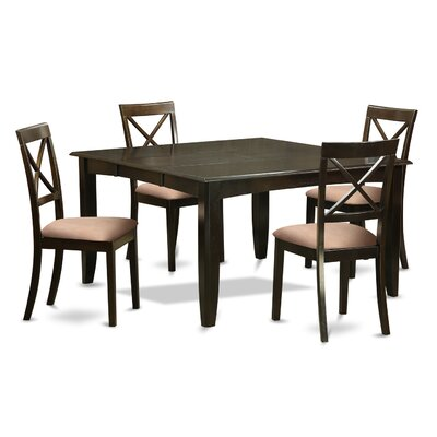 East West Furniture Parfait 5 Piece Dinin..