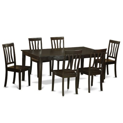 Wooden Importers Henley 7 Piece Dining Set