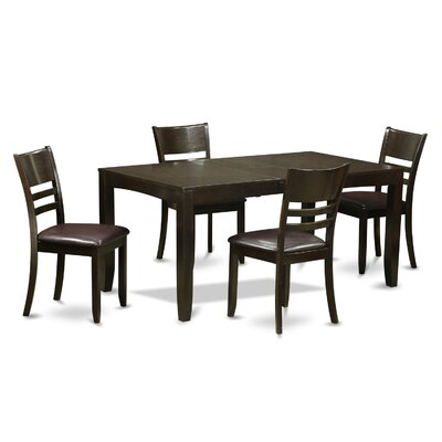 Wooden Importers Lynfield 5 Piece Dining Set