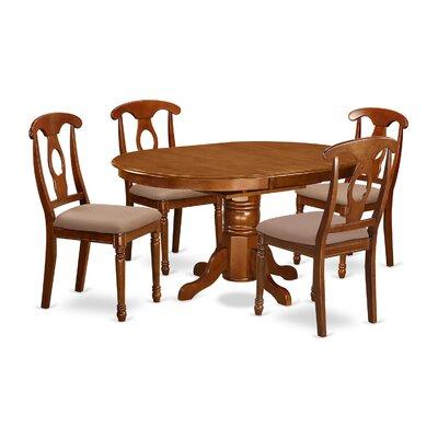 Wooden Importers Avon 5 Piece Dining Set