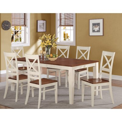 Wooden Importers Quincy Extendable Dining Table