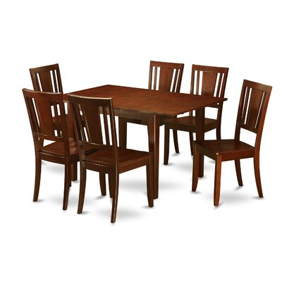 Wooden Importers Milan 7 Piece Dining Set
