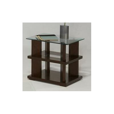 Progressive Furniture Inc. Delfino End Table