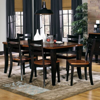 Progressive Furniture Inc. Jake 7 Piece Dining Set