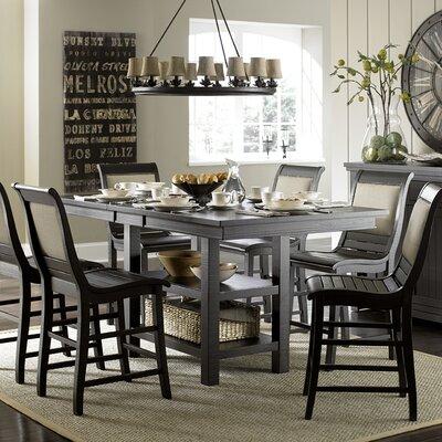 Lark Manor Castagnier Counter Height Dining Table