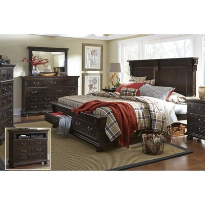 Rosalind Wheeler Panel Customizable Bedroom Set