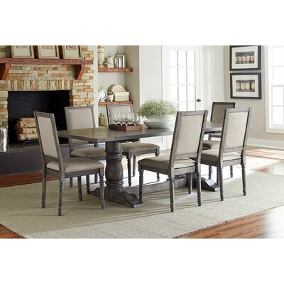 One Allium Way Snellville 7 Piece Dining Set