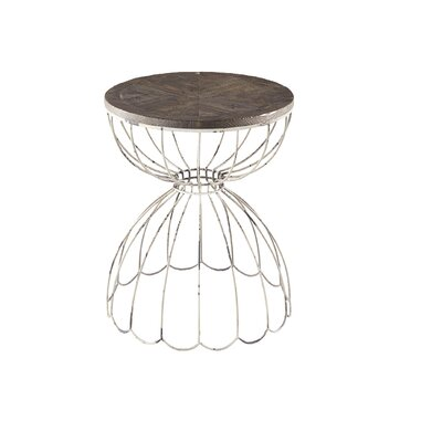 One Allium Way Chairside Table