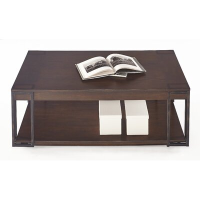 Latitude Run Albion Rectangular Cocktail Coffee Table